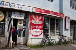 Ob Google weiss, dass es im Kaukasus einen eigenen Shop hat? ;-)