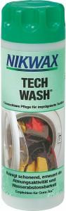 Umweltfreundlich, schonend und reaktivierend: TECH WASH.