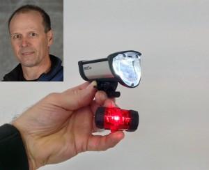 Teste die neuen Produkte für unseren Lichtspezialisten Sämi Menzi.