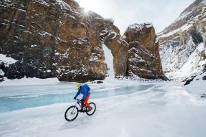 Spektakuläres Projekt: Mit dem Velo durch das Himalaya-Gebirge.