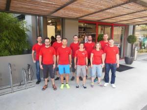 Das Team in Emmenbrücke freut sich auf Euern Besuch!