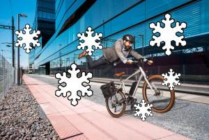 E-Bike-Winter