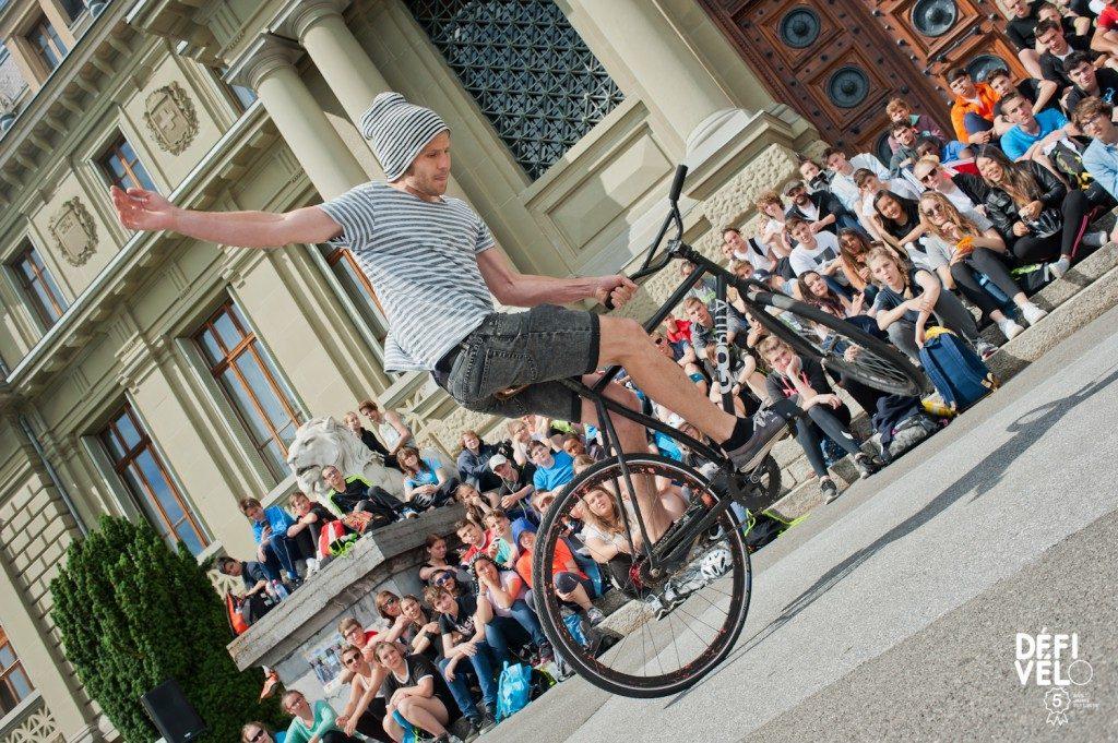 défi vélo Finale Romandie