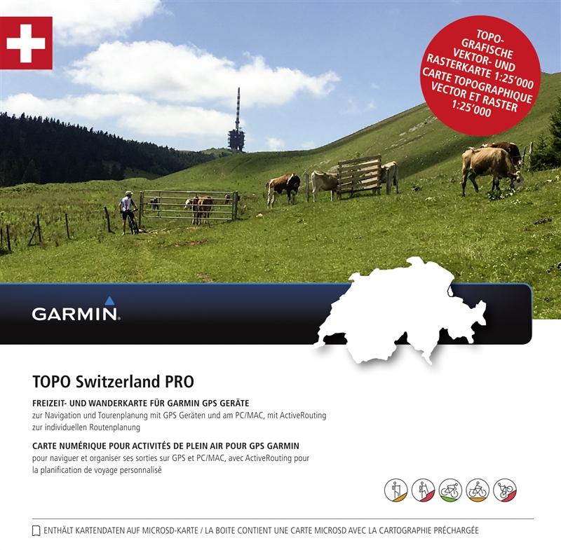 Topo Switzerland