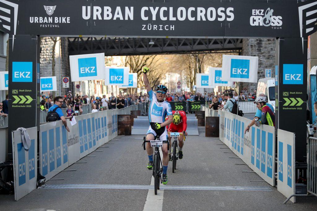 Urban Cyclocross Rennen