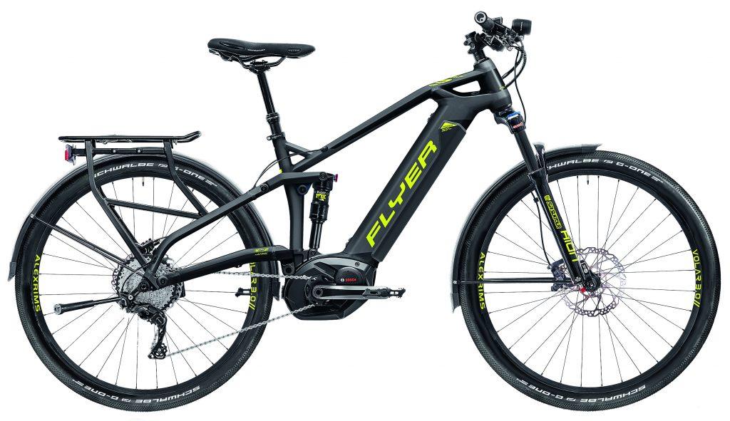 FLYER UPROC 3 E-Bikes