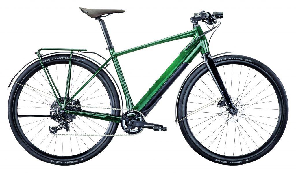 IBEX eTIMELESS E-Bikes
